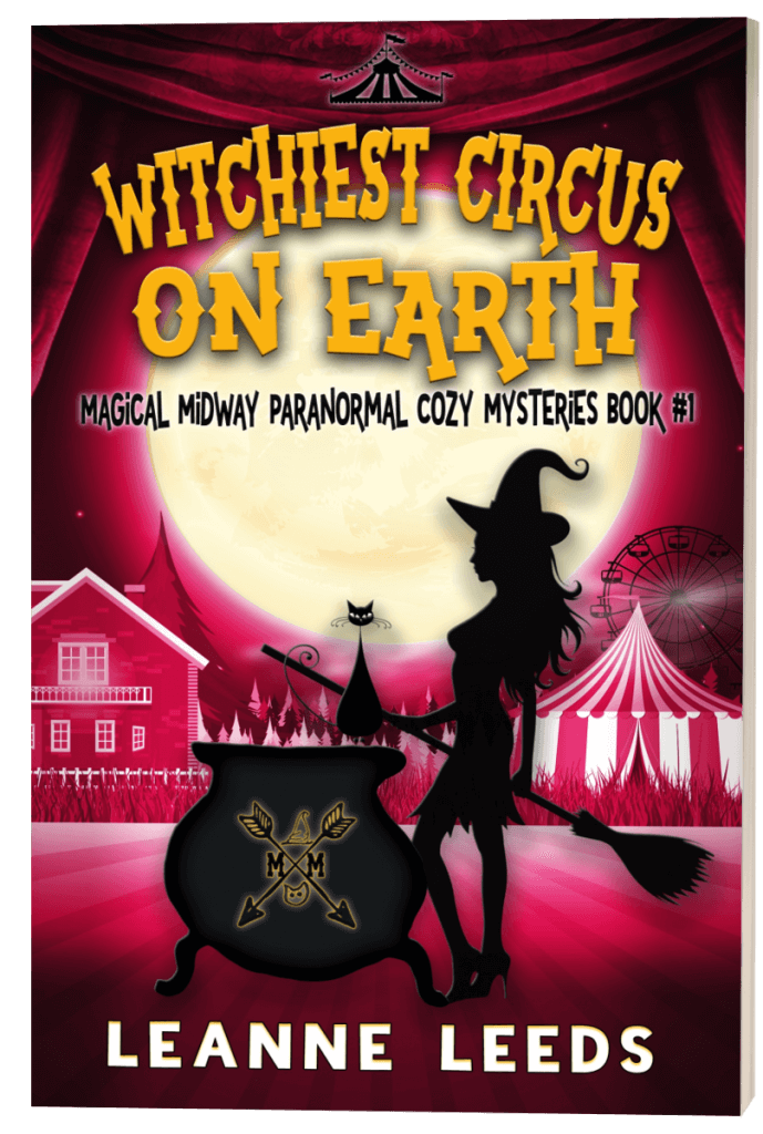 Book Cover: Witchiest Circus on Earth