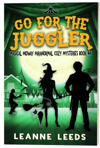 Book Cover: Go for the Juggler