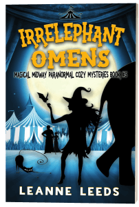 Book Cover: Irrelephant Omens