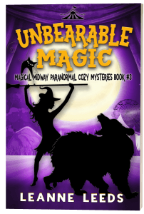Book Cover: Unbearable Magic