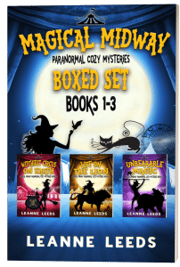 Book Cover: Magical Midway Paranormal Cozy Mysteries Books 1-3