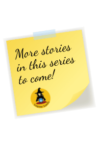 More books are planned for this series!